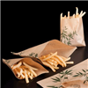 500 Sachets Frites 12 x 12 cm Feel Green