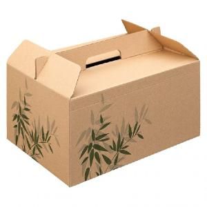 25 Mallettes carton take-away Maxi
