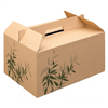 25 Mallettes carton take-away Standard
